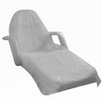 Afdekkleed behandelstoel: 10st (100 x 215)