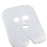 Vliesmaskers plastic: 100st