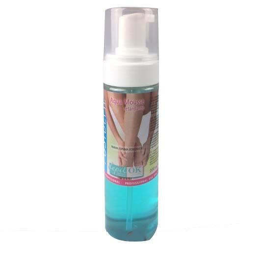 200ml  Depil-Ok After-wax Aqua mousse (Blauw)