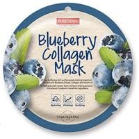 Blueberry Collagen vliesmasker Purederm