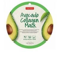 Avocado Collageen vliesmasker Purederm