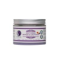 Sara Beauty Spa Scrubzout mango lavendel 500ml